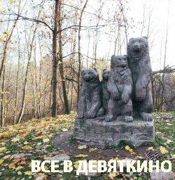 медвежий стан Мурино